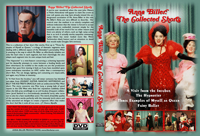 Anna Biller:The Collected Shorts DVD Cover